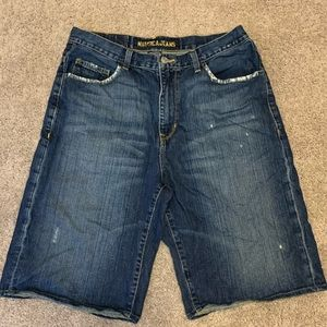Men's Nautica Denim Shorts